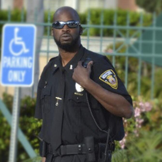 security guard company in California